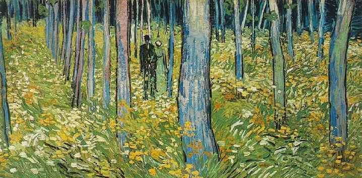vincent-van-gogh-a-couple-walking-in-the-forest