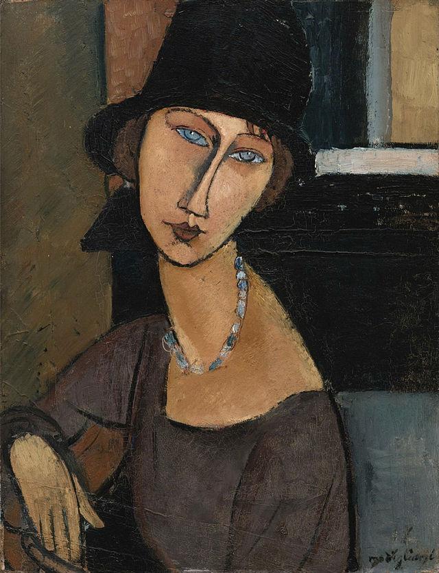 Jeanne_Hébuterne_(au_chapeau)_by_Amedeo_Modigliani