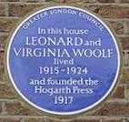 Paradise Road blue plaque