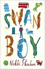 Swan Boy by Nikki Sheehan