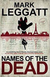 Names of the Dead, Mark Leggatt